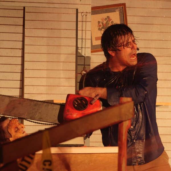 Ash Kills Linda
